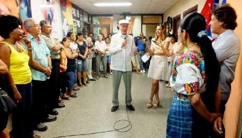 Colectivo de Radio Habana Cuba (archivo)