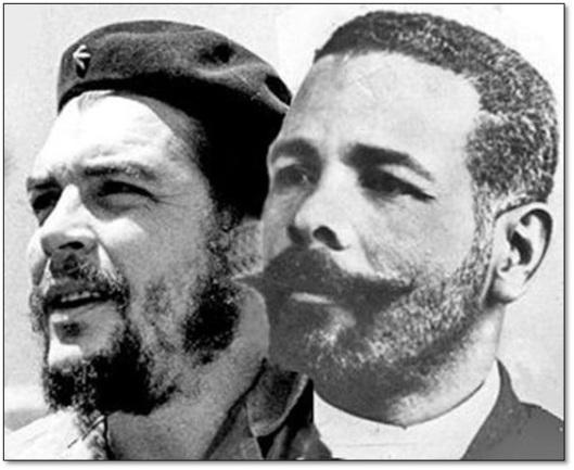 El Che y Maceo