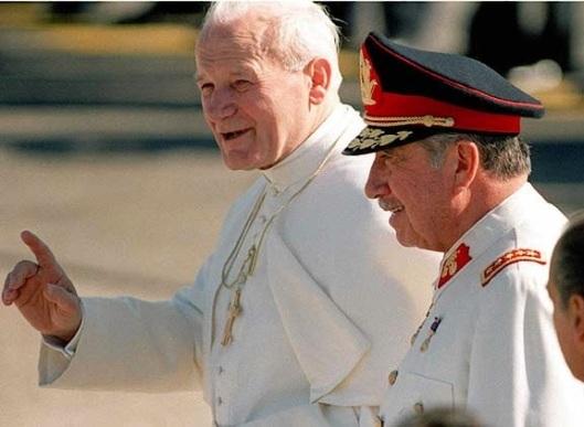 Vojtila y Pinochet