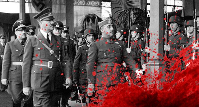 La guerra civil, un laboratorio de cobardía