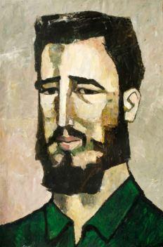 Resultado de imagen para Retratos de Fidel por Guayasamin